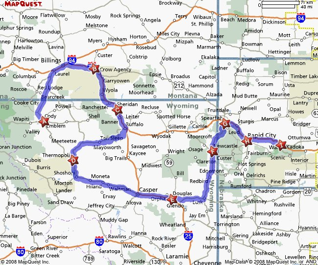 Battle Of Little Big Horn Map For Pinterest